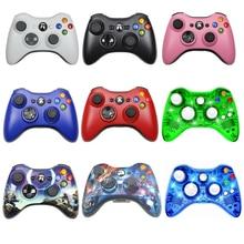 وحدة تحكم لاسلكية ل Xbox360 تحكم Joypad جويستيك ل مايكروسوفت Xbox 360 الكمبيوتر الكمبيوتر غمبد تحكم تحكم ماندو