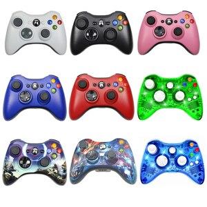 Image 1 - Điều Khiển Không Dây Cho Xbox360 Bộ Điều Khiển Joypad Joystick Cho Microsoft Xbox 360 Máy Tính Máy Tính Điều Khiển Gamepad Controle Vải Bố Cao Cấp Mando