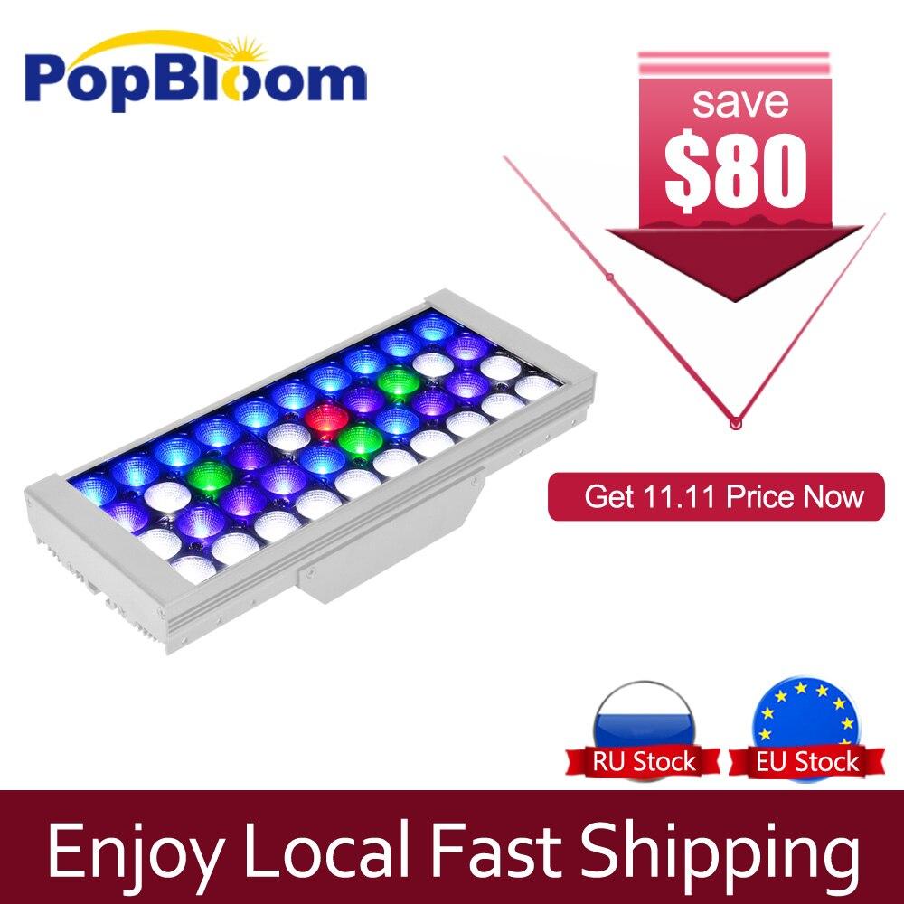 PopBloom  Aquarium Led Lighting Lamp Light Reef Marine MJ3SP1