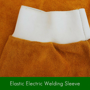Image 5 - 1 Paar Hittebestendige Lassen Arm Mouwen Bescherming Manchet Veiligheid Voor Werknemers NC99
