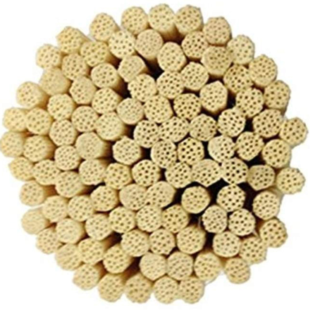 100 Pcs Reed Sticks Aromatherapy Refills Sticks For Home Office Bedroom Spa Aroma Diffuser Sticks Aroma Diffuser Rattan Sticks