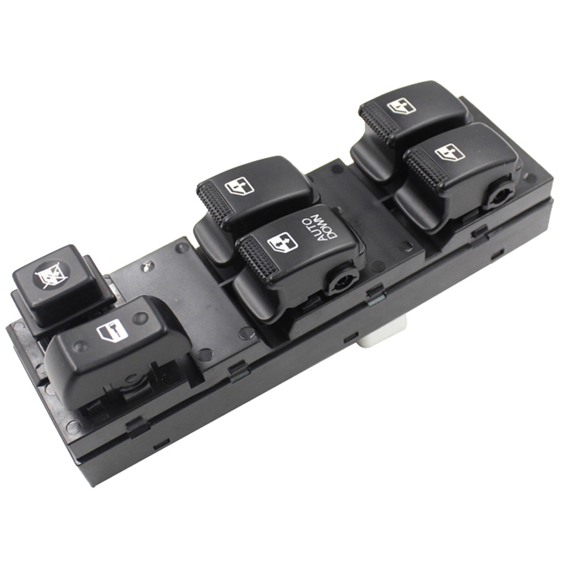 Car Styling Window Master Control Switch Front Left Driver Side For 2004-10 H Y U N D A I Tucson 93570-2E000 935702E000