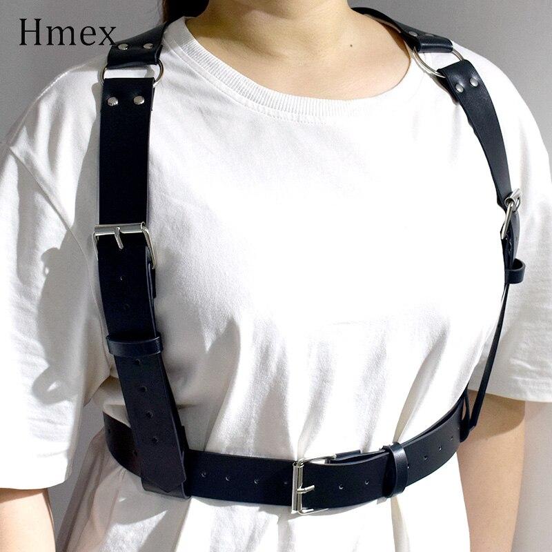 Blanc Cassé Jambe Harnais Festival Wear cuisse sangle ceinture taille unique boucle clip