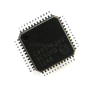 Image 1 - 100 шт./лот C8051F340 TQFP 48 C8051F34x 8051 C8051F340 GQR в наличии