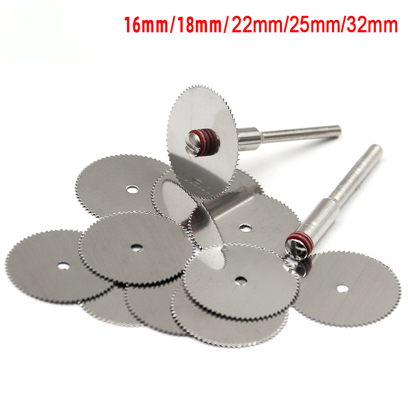 Wood Cutting Disc Dremel Rotary Tool Blade For Dremel Cutting Tools Woodworking Tool Cut Off Dremel Accessories