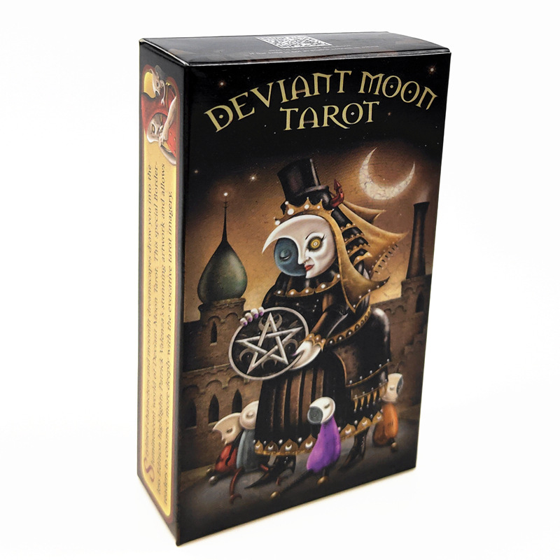 Magical Tarot Deck English Edition Mysterious Tarot Board Game Family Party Cards Game 20 Styles