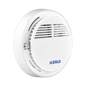 Image 4 - Kerui 10 個ワイヤレスセンシティブ防火煙検出器独立して動作ホーム倉庫オフィスセキュリティ警報