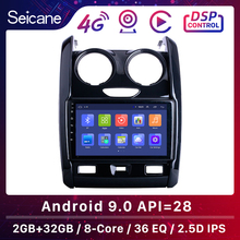 Seicane 9 inch RAM 2GB Android 9.1 Car Multimedia Player car GPS radio Stereo for 2015 2016 2017 2018 2019 2020 Renault Duster