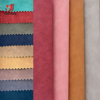 A4/A5 20*120CM Faux Suede Frosted SheepSkin PU Faux Leather Fabric Waterproof Synthetic Roll Sewing Bow DIY Earring Material