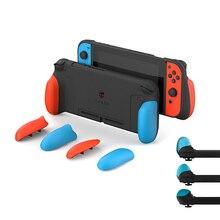 Zatrzask Plus obudowa na uchwyt do przełącznika Nintendo NS joy con Cover