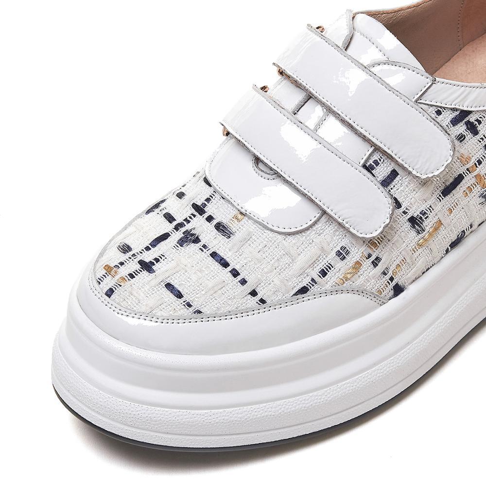 2019 Womens Shoes Women Sneakers Casual Footwear Vulcanized Shoes 5.5cm