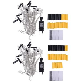 10-in-1 AA Battery Eliminator Replace 2x 3x AAA Batteries Power Adapter EU - discount item  19% OFF Accessories & Parts