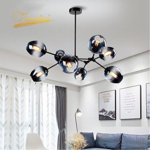 sala de jantar luz designer pendurado lampadas