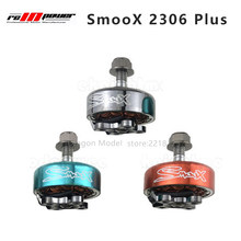 4 pces rcinpower smoox gts v2 2306 mais motor sem escova 1880/2280/2580kv freestyle high-end para rc que compete as peças do zangão