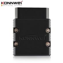 KONNWEI ELM327 WIFI V1.5 PIC25K80 KW902 autoالماسح الضوئي الدردار 327 واي فاي دعم IOS آيفون باد و أندرويد PC EML327 بروتوكول كامل