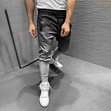 2019 new summer mens clothing fashion street casual wild pants brand trousers trend