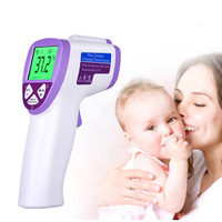 Non contact Digital Infrared Electronic Thermometer for Body Forehead Thermometer Infrared
