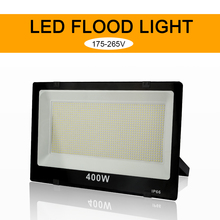 цена на LED FloodLight 200W 400W 10W 20W 30W 50W 100W 150W  Spotlight Reflector Led Search Lamp for Outdoor Garden Street Square spot