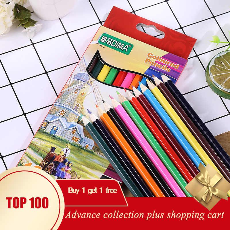 Colour Pencil Feutres De Coloriage Matite Colorate Prismacolor Feutres De Coloriage Enfant Colouring Pencils For Artists Set Aliexpress