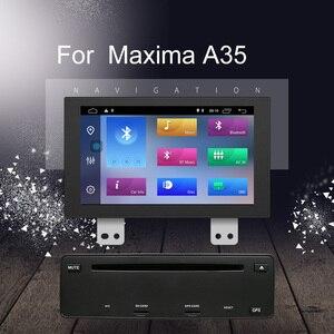 Image 4 - Quad core android 9.0 reprodutor de dvd do carro para nissan teana j32 2008 ~ 2012 para nissan maxima a35 gps navegação estéreo bt aux