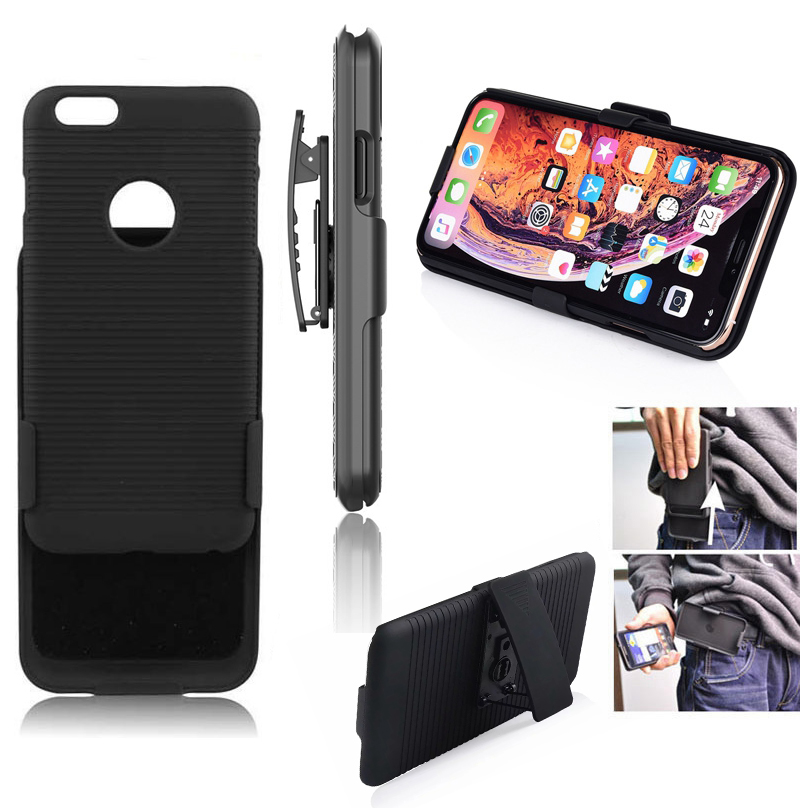Running <font><b>Belt</b></font> Clip Shell Holster Man Case Cover Holder for <font><b>iPhone</b></font> <font><b>XS</b></font> MAX XR 8 Plus 7 6 Plus 5 5s 11 PRO MAX Samsung S7 S8 Note8 image