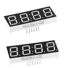 5PCS Clock Type Digital Tube 0.28
