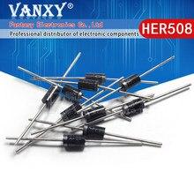 20PCS HER508 5A Diodo 1000V