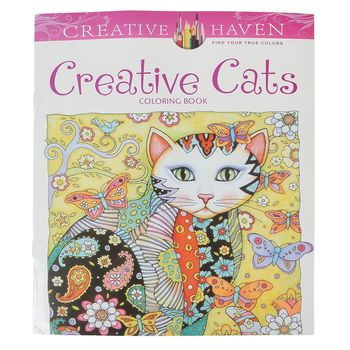 Creativo he creativo gatos coloración libro para adultos antiestrés para colorear libro jardín secreto Serie regalo para chico creativo