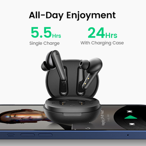 Image 5 - UGREEN HiTune T1 Wireless Earbuds with 4 Mics TWS Bluetooth 5.0 Earphones True Wireless Stereo 24H Playing USB C Charge Earphoe