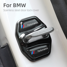 Lock-Cover Interior-Accessories Car-Door BMW for X1x2x5x6/G01/G02/.. Stainless-Steel