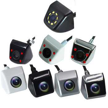 Factory Selling CCD HD Rearview Waterproof night vision 170 degree Wide Angle Luxur car rear view camera reversing backup camera gspscn mini ccd coms hd night vision 360 degree car front view side view rear view camera reversing backup camera