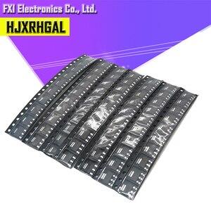 70 шт AMS1117 Напряжение регулятор Комплект 1,2 V/1,5 V/1,8 V/2,5 V/3,3 V/5,0 V/ADJ AMS1117-3.3V AMS1117-3.3 AMS1117-5.0 7 значения каждый 10 шт.