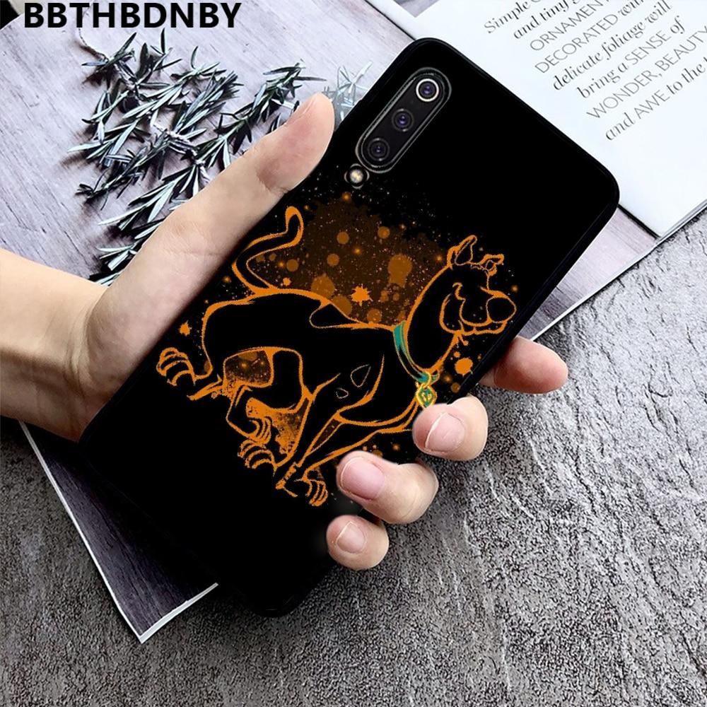سكوبي دو لتقوم بها بنفسك رسمت بلينغ قضية الهاتف الوفير ل شاومي Redmi 4x5 زائد 6A 7 7A 8 mi8 8 لايت 9 نوت 4 5 7 8 برو