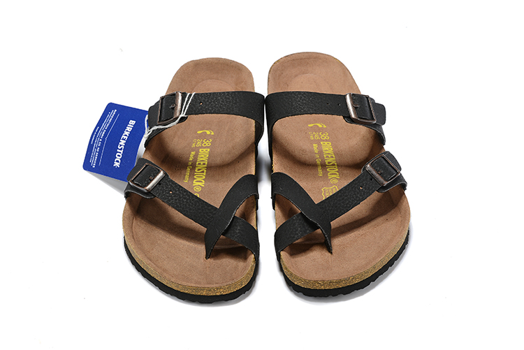 2019 New Arrival Birkenstock Slide Sandal Climber Men's And Women's Classic Waterproof Outdoor Sport Beach Slippers Size 35-46
