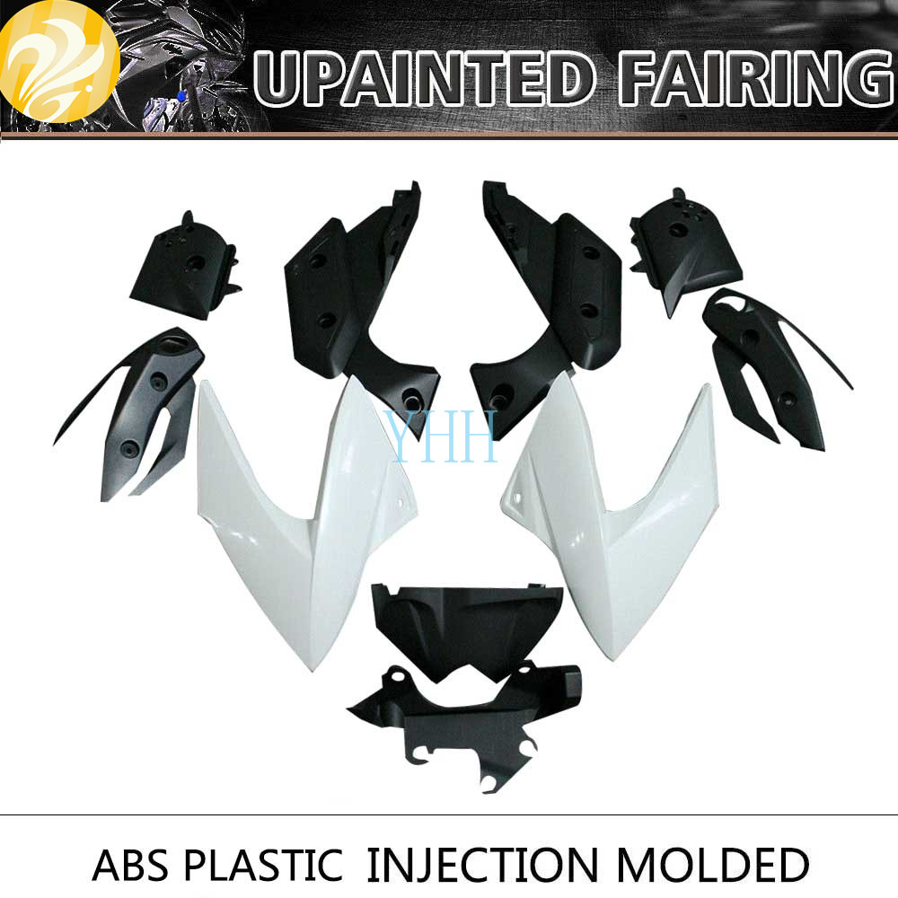 Unpainted Injection Fairing Bodywork Right Side For YAMAHA XJ6 2009-2012 2011