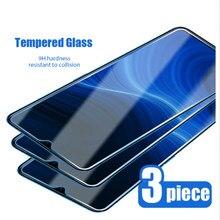 3 Pcs! Vidro de tela temperado para realme 7 pro 7i 5 5S 5i protetores de tela para realme 6 pro 6i 6s 1 2 3 pro 3i película protetora