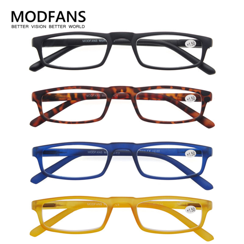 Women Small Square Reading Glasses Ultralight Unbreakable Glasses Men Retro Style High Quality Presbyopic Eyeglasses With Bag