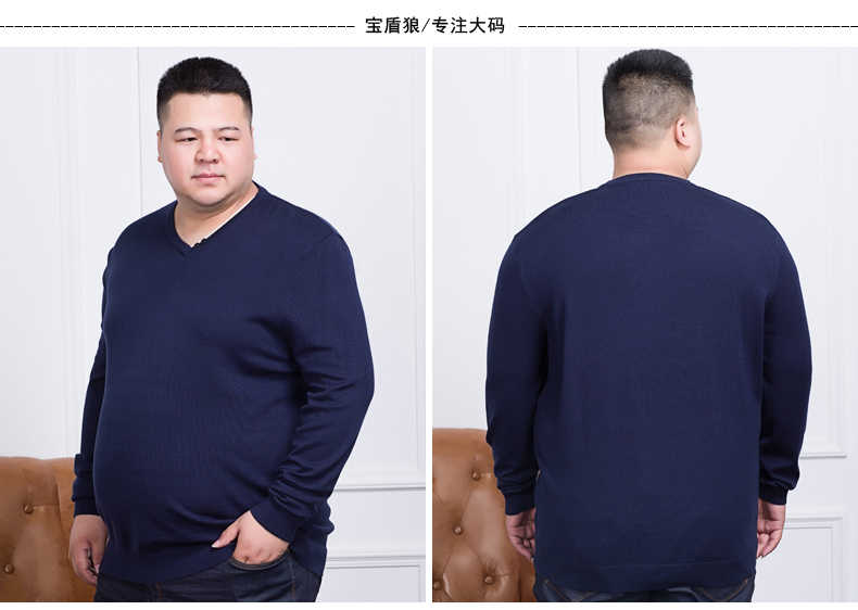 10xl 8xl 6xl 5xl primavera inverno nova camisola masculina fino ajuste de malha pulôver moda masculina plus size de alta qualidade marca camisola