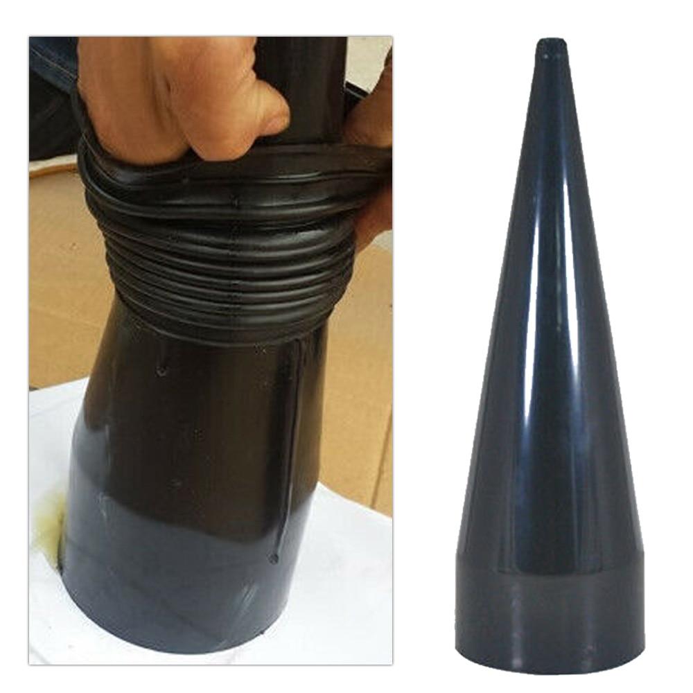 CV монтажный конусный инструмент для установки ботинок, черный пластиковый автомобильный полезный прочный аксессуар для установки универсальных Растягивающихся ботинок CV|Шланги и зажимы|   | АлиЭкспресс
