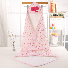 Blankets Comforter Quilt Newborn Children Baby 85--85cm Bath-Towel Gauze Bath-Towel