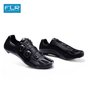 Image 4 - FLR Road Professional Road Bike SPD Carbon Cycling Shoes Racing Shoes  Fiber Road Bike Shoes Athletic Bicycle Sports Shoes FXX