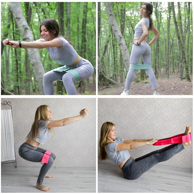 Fitness Resistance Bands  5