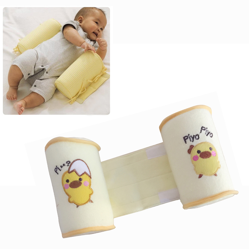Retail Cute Baby Sleeping Shaping Pillow Toddler Cotton Anti Roll Sleep  YYT106