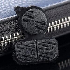 Image 3 - Carcasa de mando a distancia de coche de 3 botones de repuesto sin llave para BMW 3 5 7 Series E38 E39 E36 E46 Z3