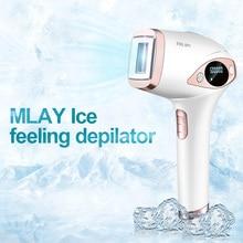 MLAY ICE feeling depilator T4 laser hair removal machine 500