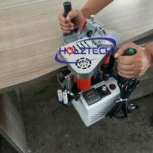 Edge-Banding-Machine Bander Woodworking Gluing Portable Manual-Edge PVC Double-Side 1200W