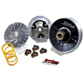 Clutch kit for SMAX155 FORCE155 transmission s-max set pulleys variator spring tuning racing transmission smax force 155 parts