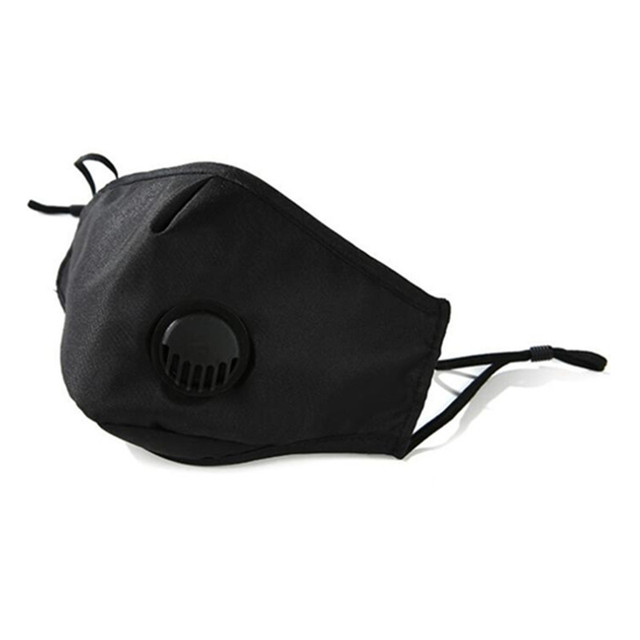 PM2.5 mouth Mask anti dust mask Cotton Activated carbon filter Windproof Mouth-muffle bacteria proof Flu Face masks Care Dust 2