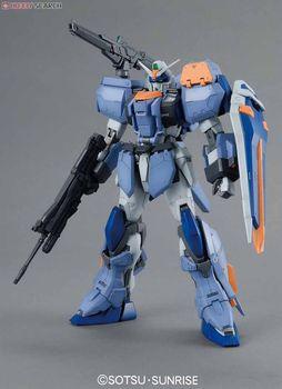 Gundam MG 151 1/100 Duel Assaultshroud Mobile Suit Assemble Model Kits Action Figures Plastic Model Toys