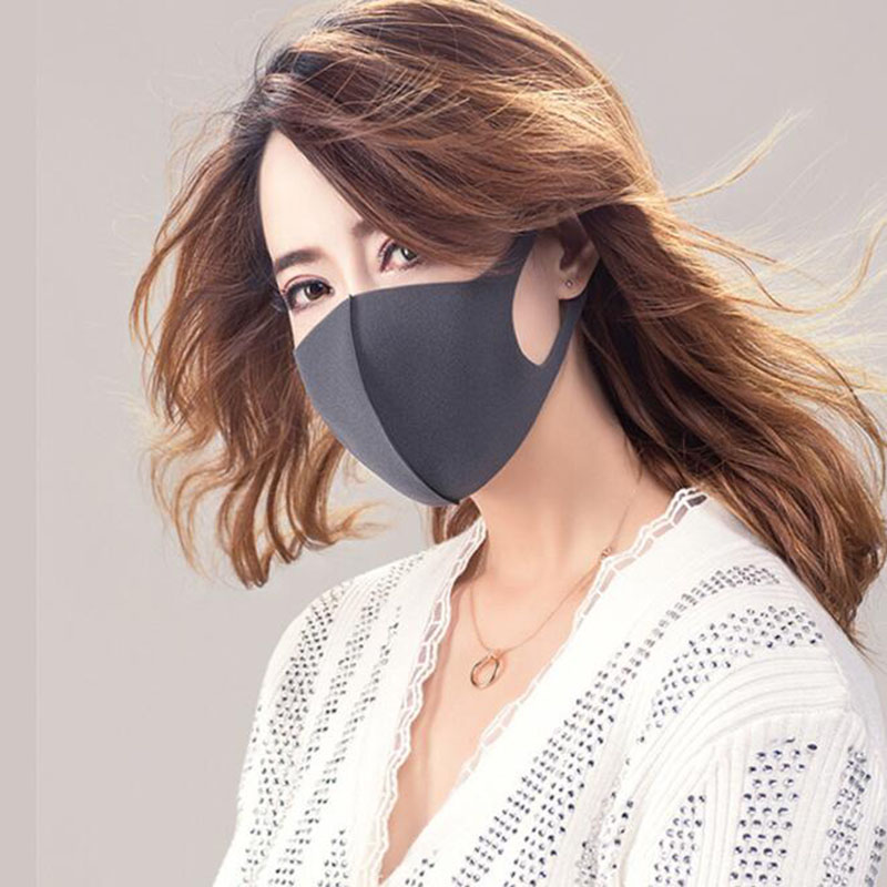 Men's And Women's Thickened Anti-fog And Breath Masks Enhanced Version Of Pm2.5 Breathing Dust Cover Spray Mask Breathing Piece
